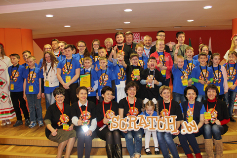Winners of the Programming in Scratch Contest Announced